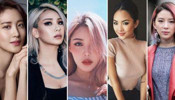 Top 15 tài khoản Instagram được yêu thích nhất của các hotgirl Hàn Quốc