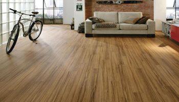 Xây nhà ít tiền nên lát sàn nhựa hay gỗ công nghiệp?