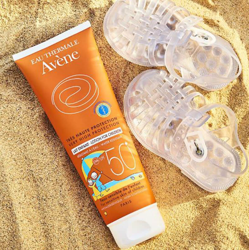 Kem chống nắng Avene Very High Protection Lotion For Children SPF 50+