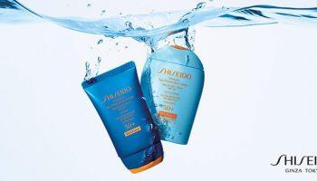 Review kem chống nắng Shiseido