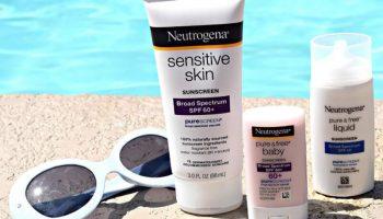 Review top 10 kem chống nắng phổ biến mới nhất của Neutrogena