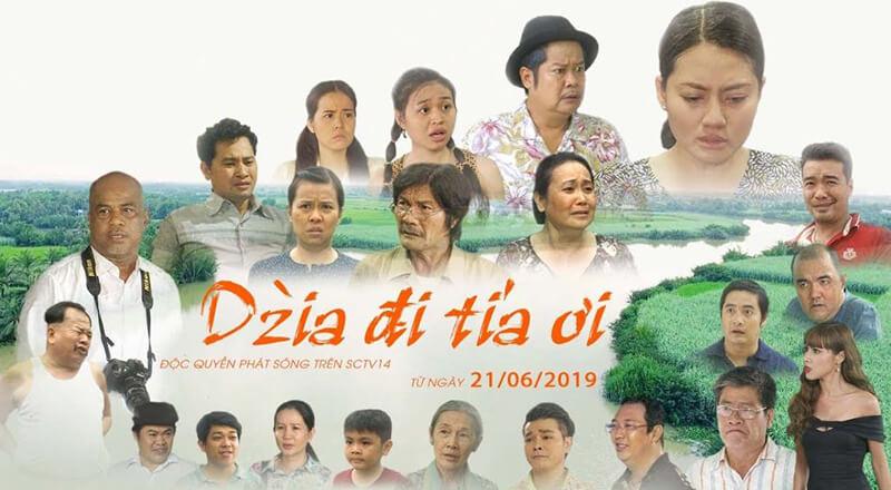 SCTV14 kênh truyền hình của phim Việt