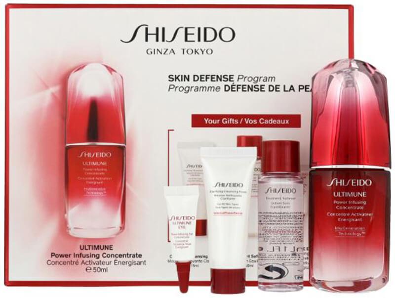 Shiseido là một trong những thương hiệu mỹ phẩm hàng đầu tại Nhật Bản