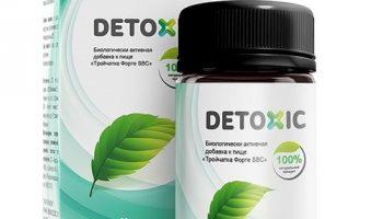 Thành phần của thuốc Detoxic