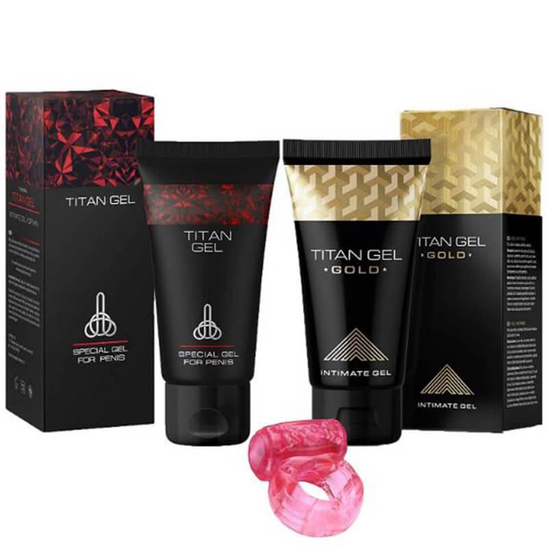 Titan gel có công dụng gì, có tốt không?