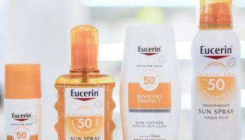 Top 6 kem chống nắng Eucerin bảo vệ da cực tốt trước tia UV