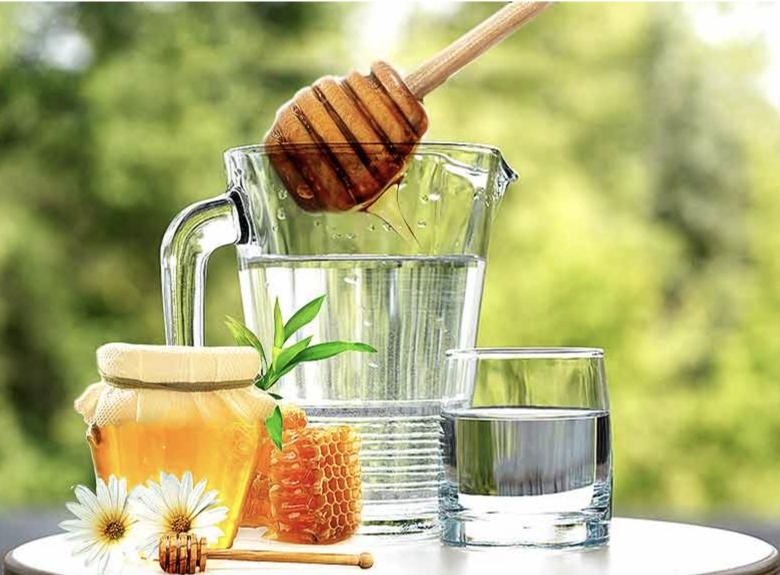 Mật ong với nước ấm : Cách pha - tác dụng - thời gian uống 3