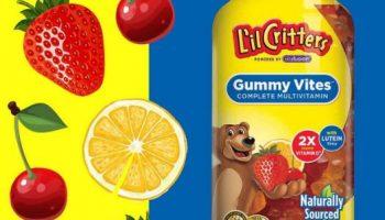 Kẹo dẻo bổ sung Vitamin L'il Critters Gummy Vites 300 viên có tốt không?