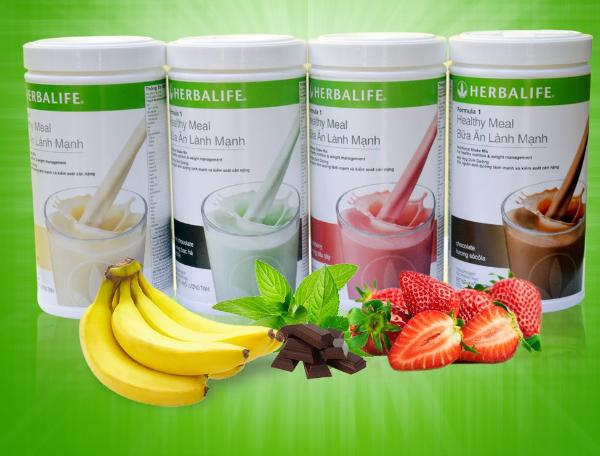 Sữa giảm cân Herbalife F1 mua ở đâu và giá bao nhiêu?