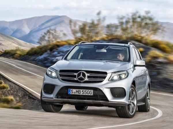 """Chi tiết về """"Ông trùm địa hình"""" - MercedesBenz GLE 400 4MATIC Exclusive 1"""